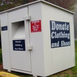 Clothing Bins